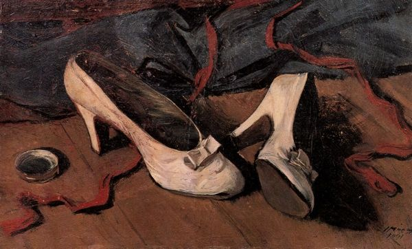 TheHistorialist: YIANNIS MORALIS | SHOES | 1941