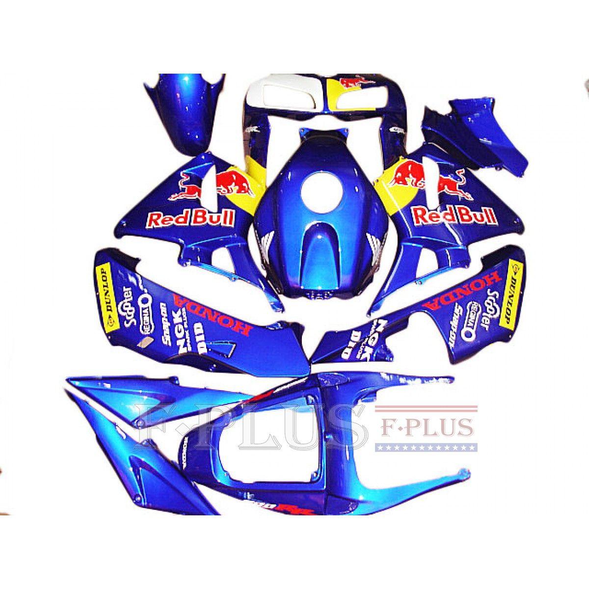 Aftermarket Fairings For Honda Cbr600rr 05 06 Red Bull Abs Kits 2005