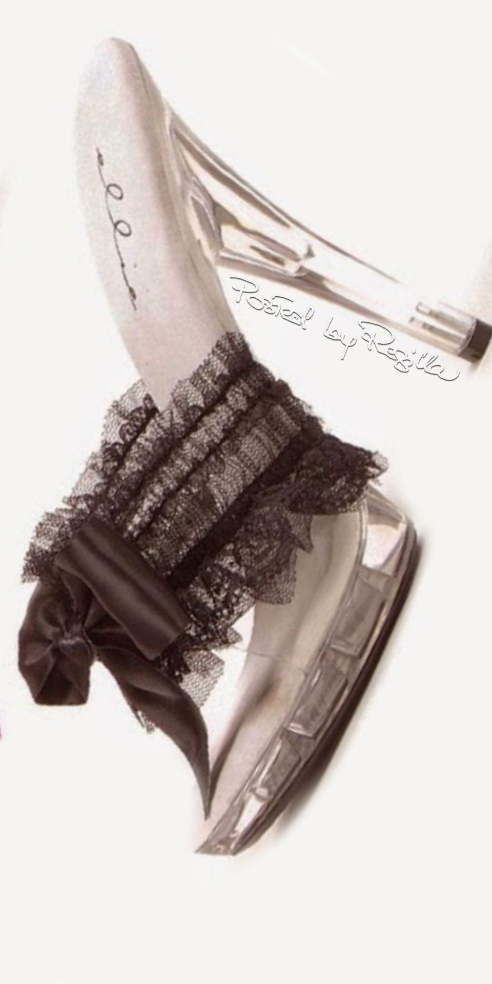 Regilla ⚜ boudoir shoes by Ellie