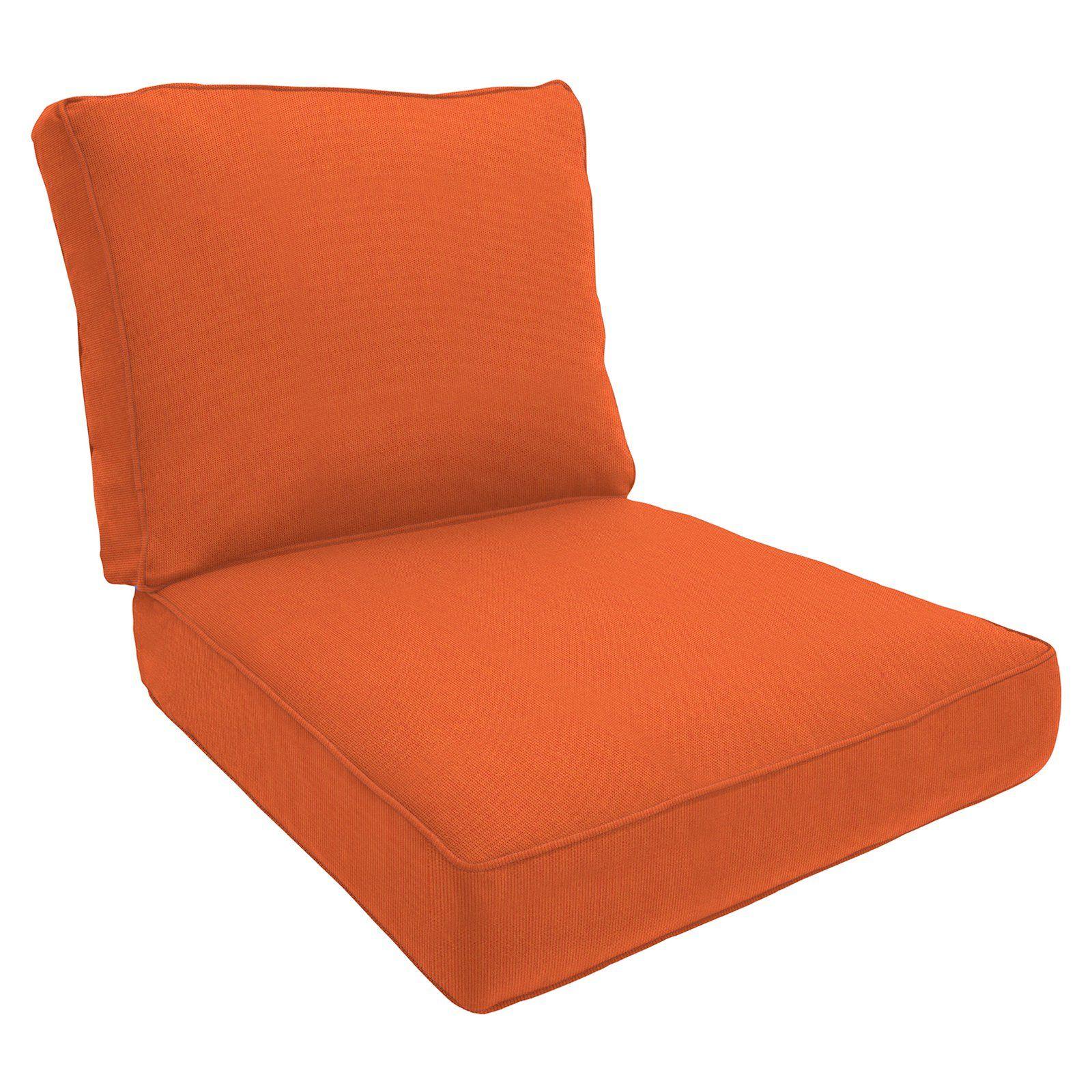 Magnificent Eddie Bauer Sunbrella Deep Seating Lounge Chair Cushion Pdpeps Interior Chair Design Pdpepsorg
