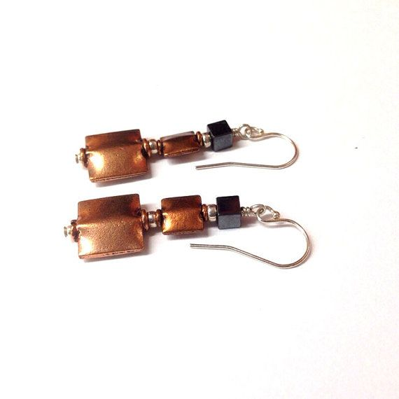 These Simple Everyday Copper Earrings Are Perfect For 7th