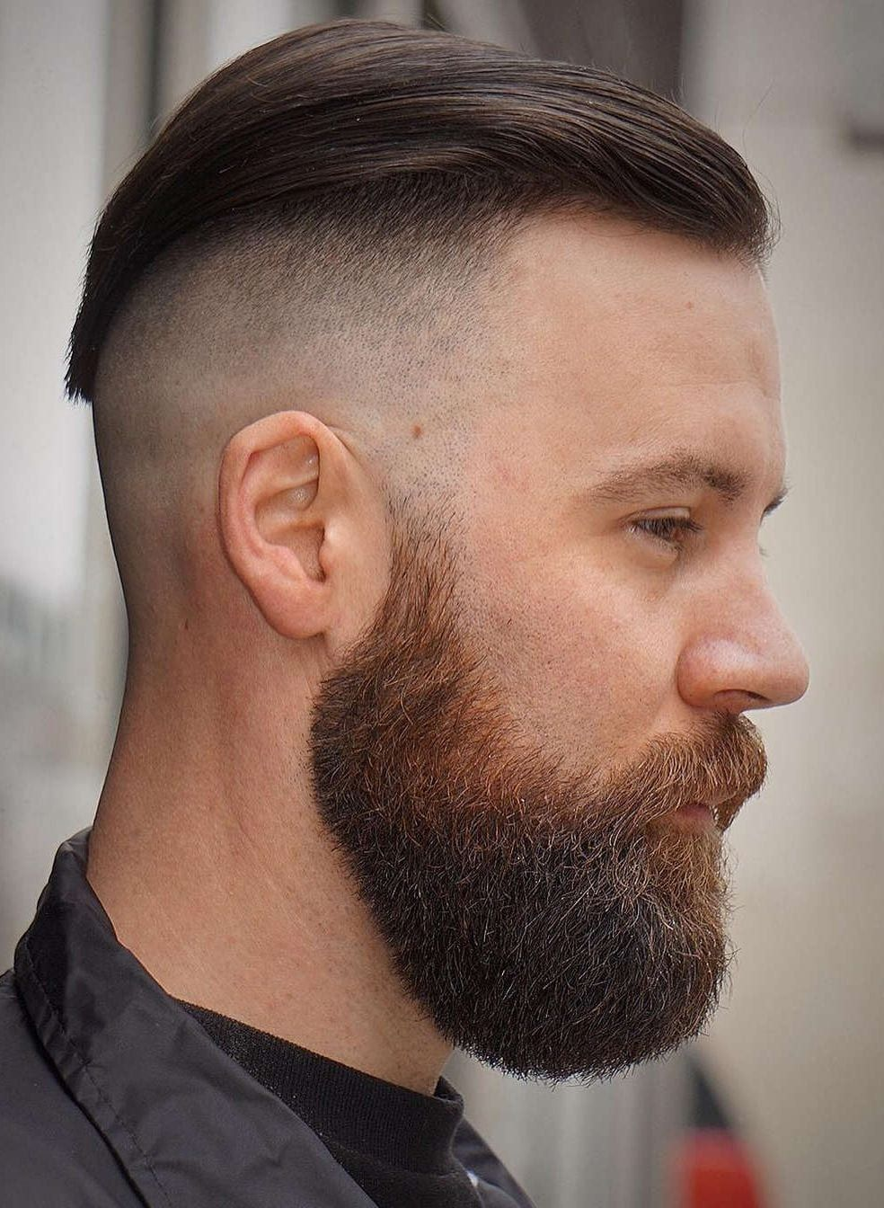 50 Stylish Undercut Hairstyle Variations To Copy In 2019 A