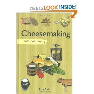 Cheesemaking: self-sufficiency series
