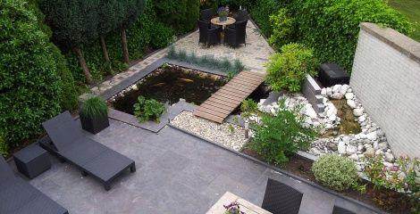 Terras aanleggen ideeen google zoeken cool house for Zen tuin aanleggen