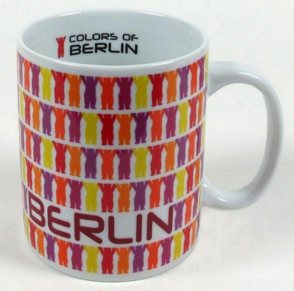 LITTLE BUDDIES ROT - Coffee Mug -Kaffeetasse - Porzellan-Becher