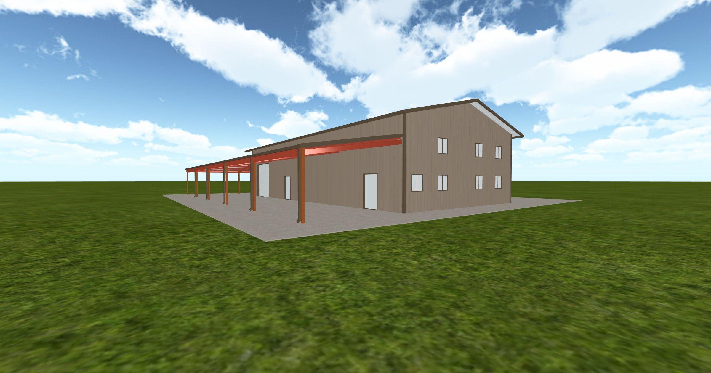 Cool 3D marketing http//ift.tt/2pNvFuj barn