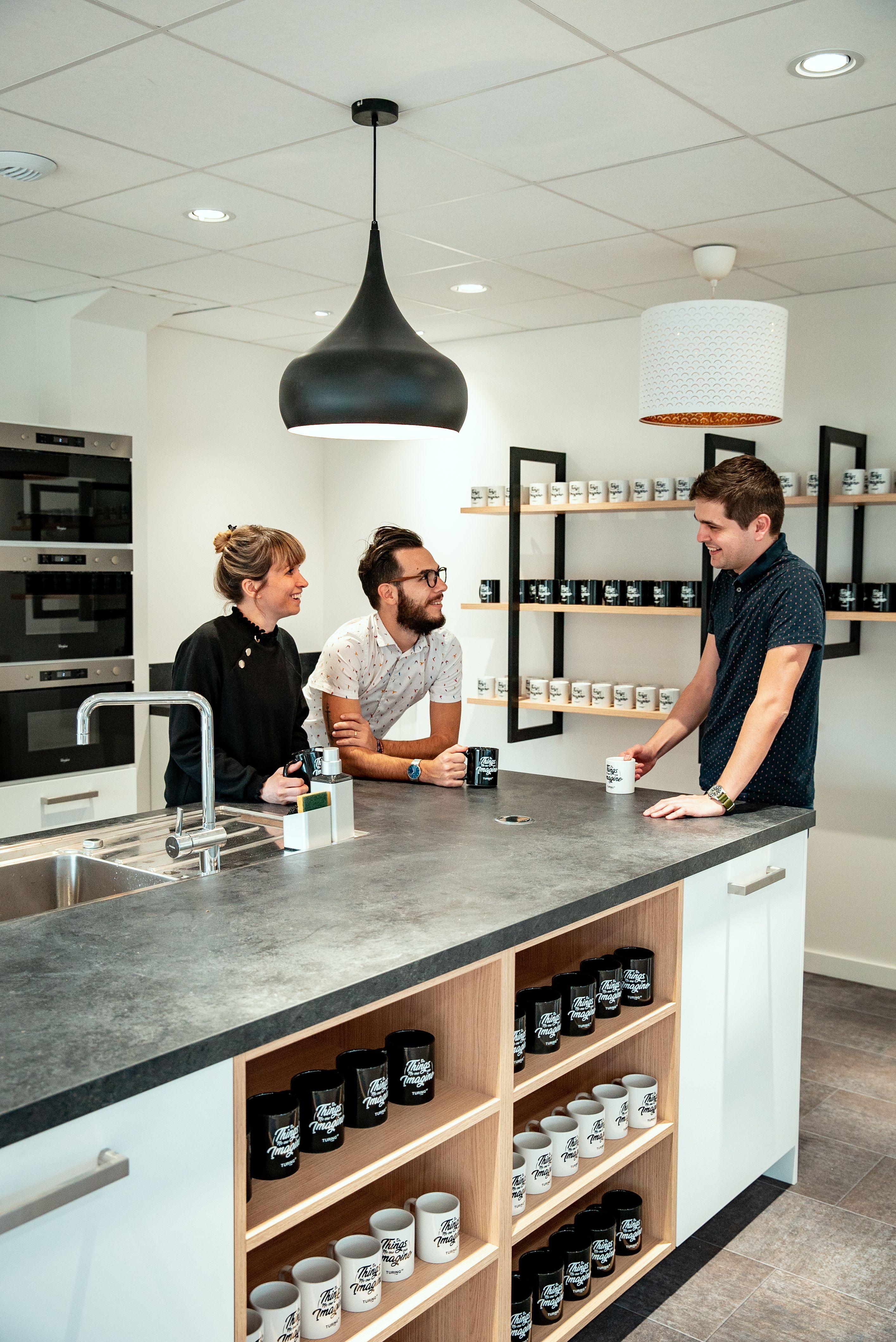 Pause Cafe Decoration Bureau Clermont Ferrand Espace De Coworking