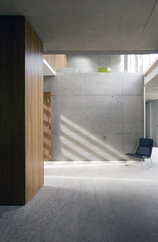 single family house minimalist with concrete wall 12 easy decor