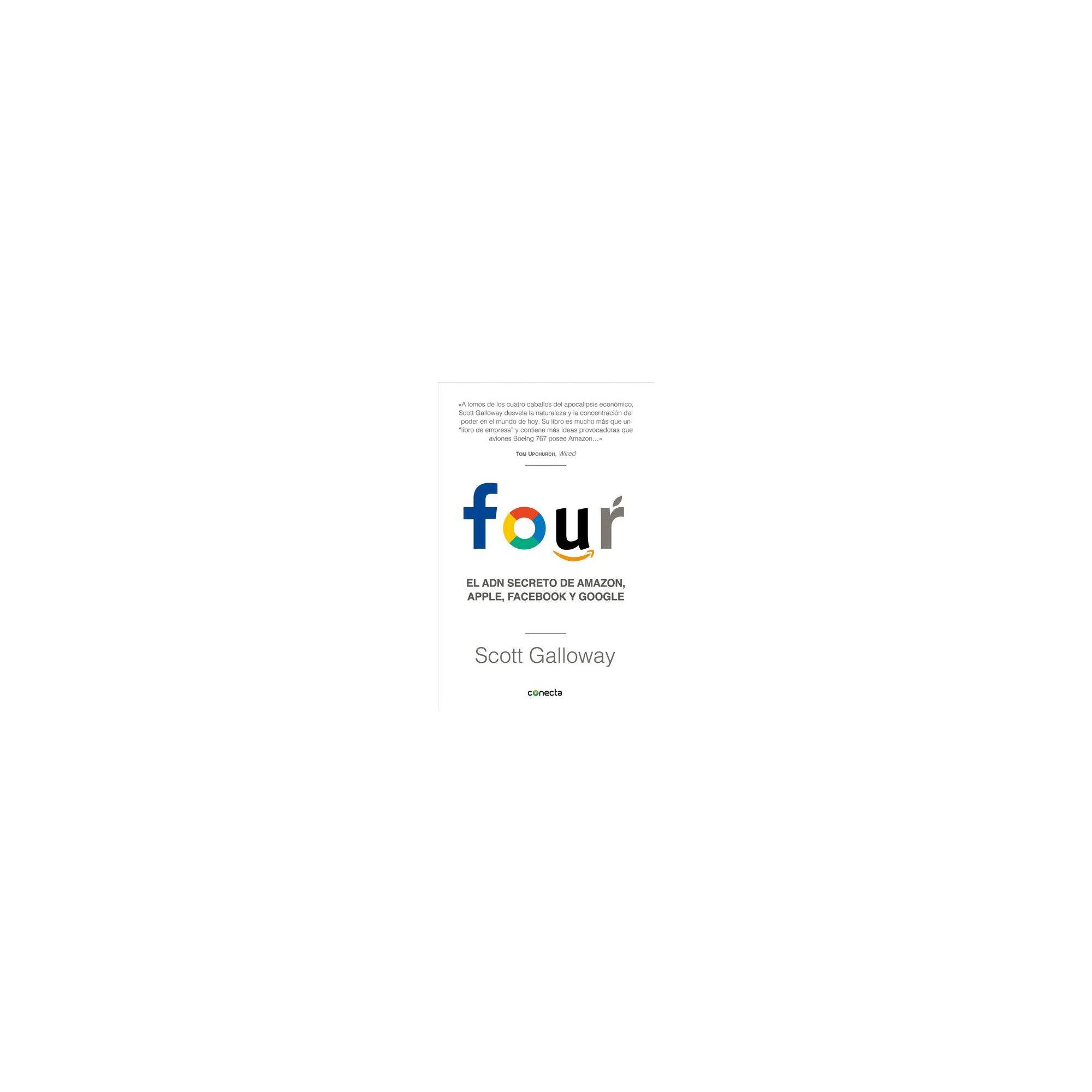 Four El Adn Secreto De Amazon Apple Facebook Y Google The