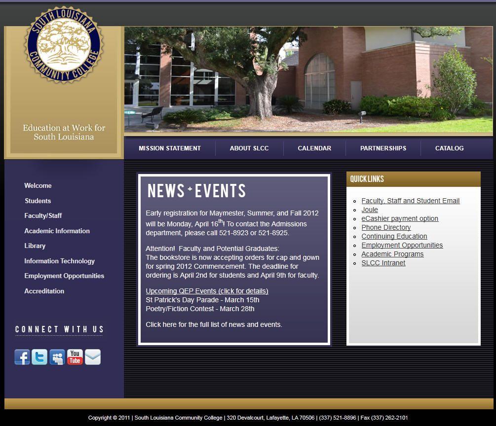 South Louisiana Community College Community College Louisiana