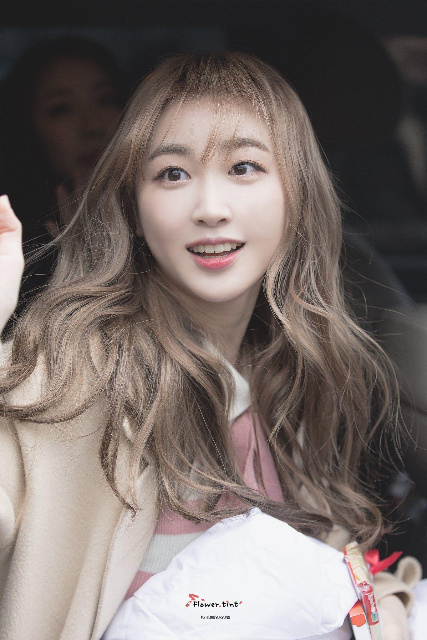 Flower Tint On Kpop Girls Girl Group Hunus Entertainment