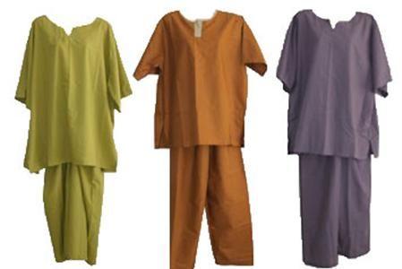 Massage outfit for guest code ctts set minimum order 12 for Uniform thai spa