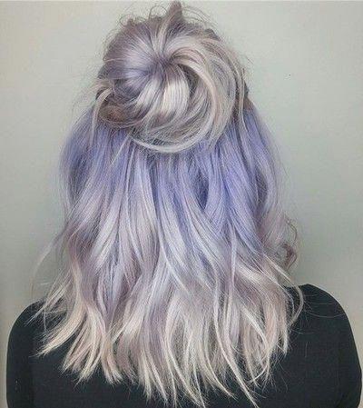 Cloud Hair Color Tint