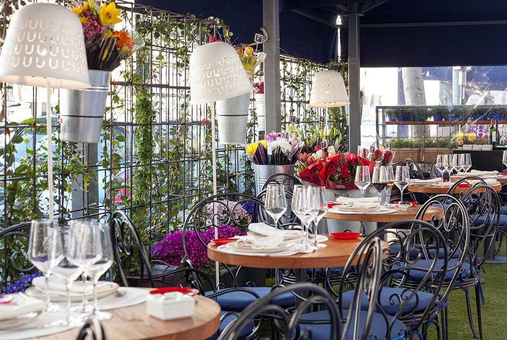Terraceo 2016 nuevas terrazas para tocar el cielo en for Restaurantes con terraza madrid