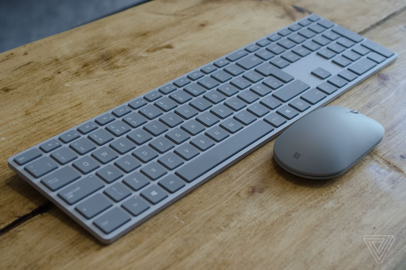 Microsoft finally made my favorite keyboard and mouse