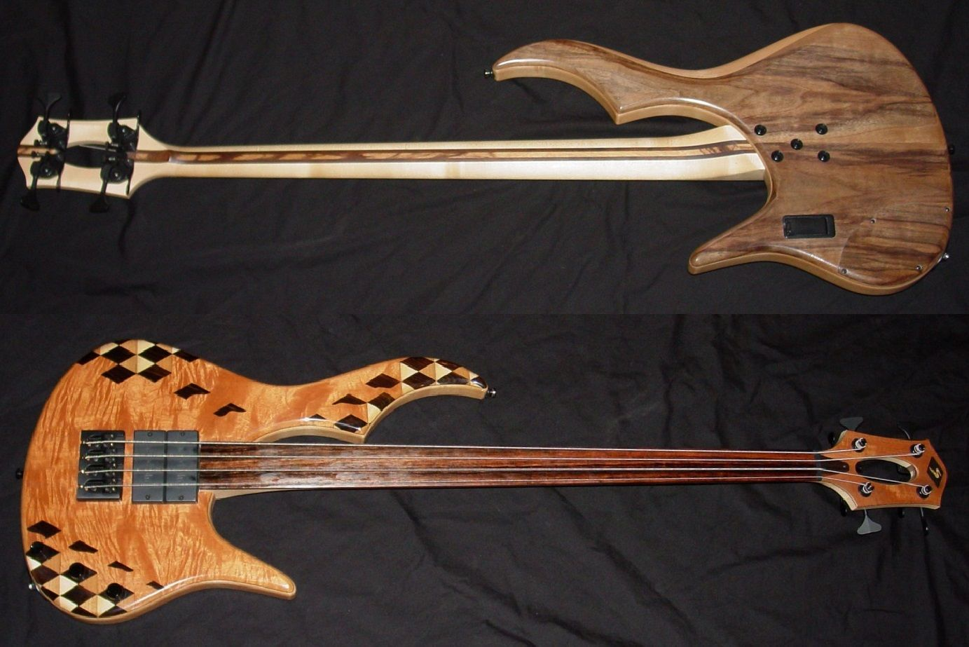 Stanbaugh Designs, Triple Octave 4-String Bass