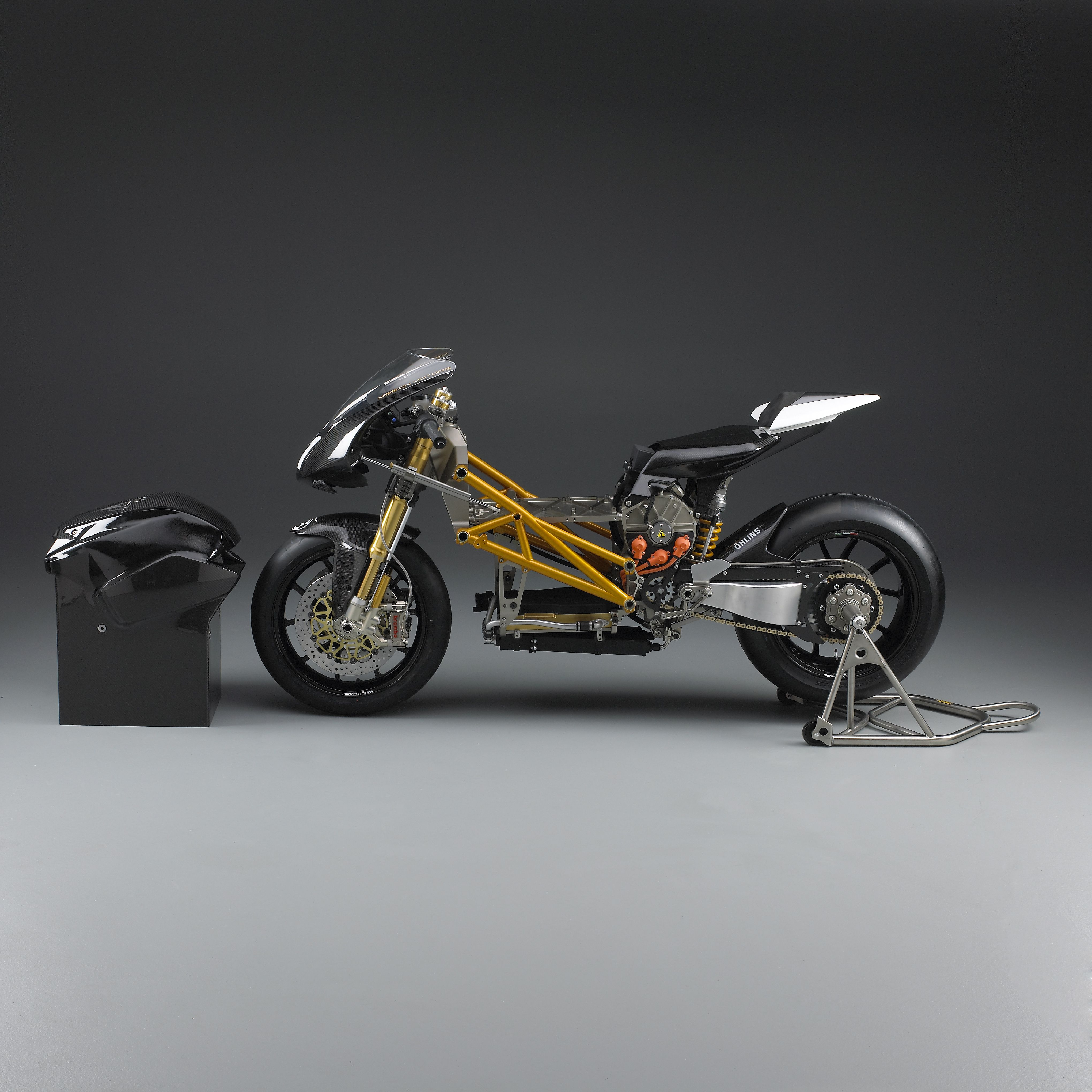 Mission Motors Chassis Battery With Images Electric Motorcycle Motorcycle Electric Motorbike