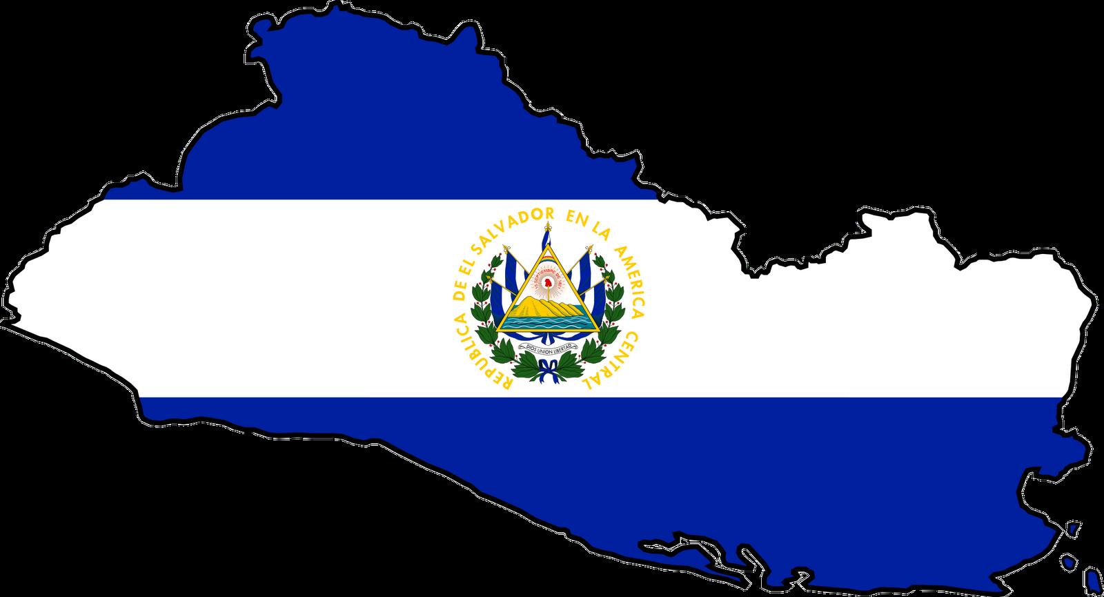 El Salvador Flag El Salvador Flag El Salvador Flag Map El Salvador Flag Icon El Salvador Flag San Salvador El Salvador