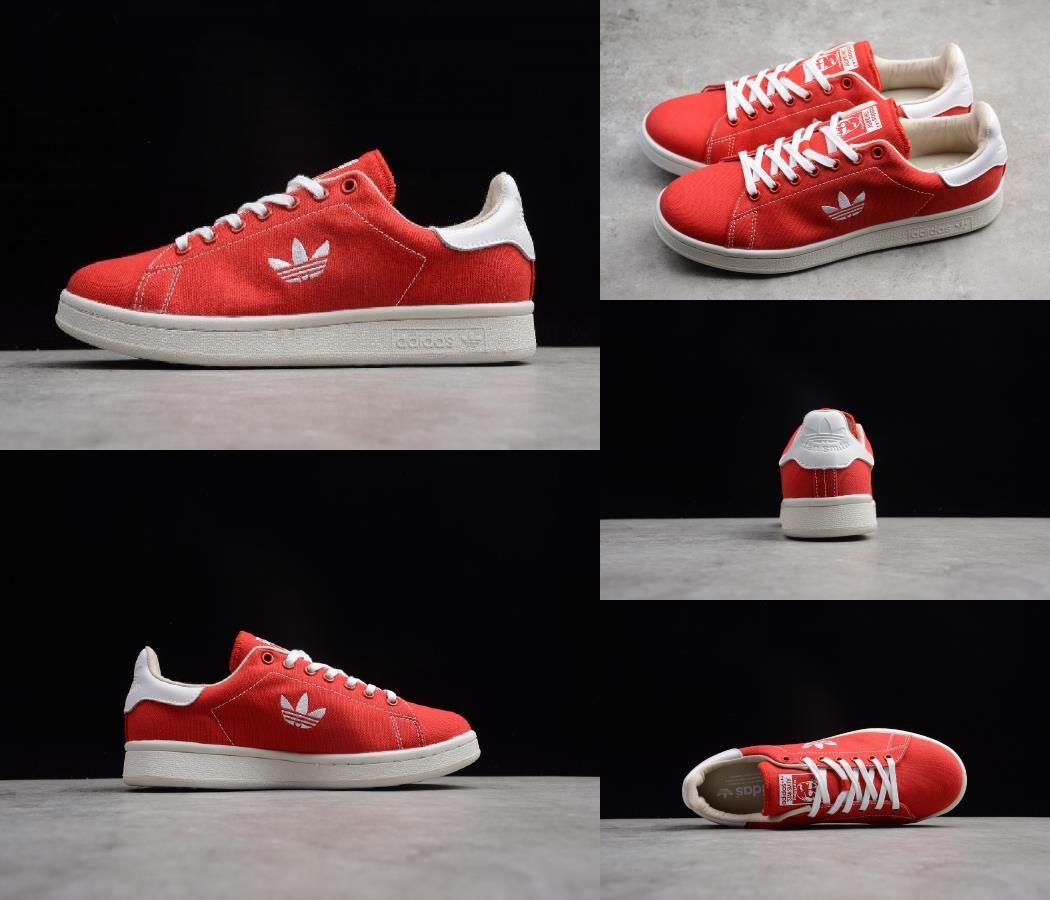 Adidas Stan Smith Scarletcloud clear Brown White Shoes B37894
