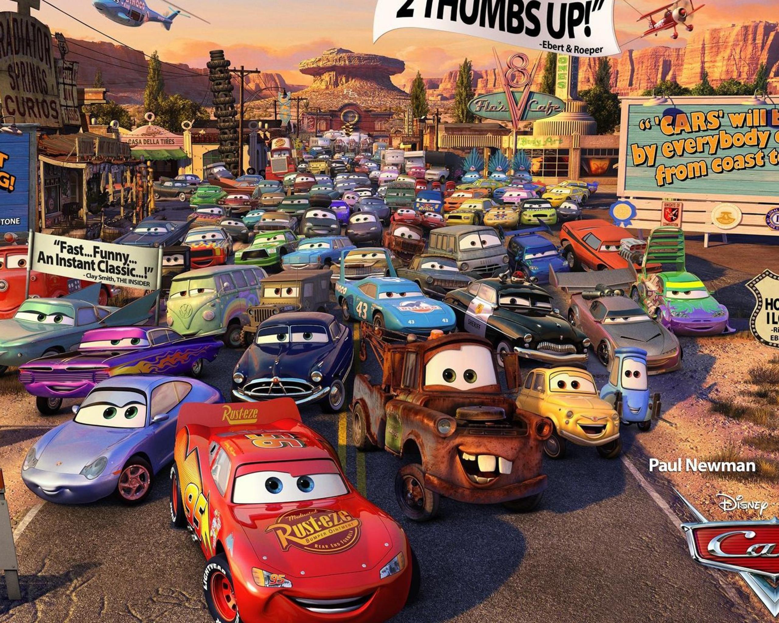 Papeis De Parede Disney Carros Movie Cartoon Up Net 2560x2048