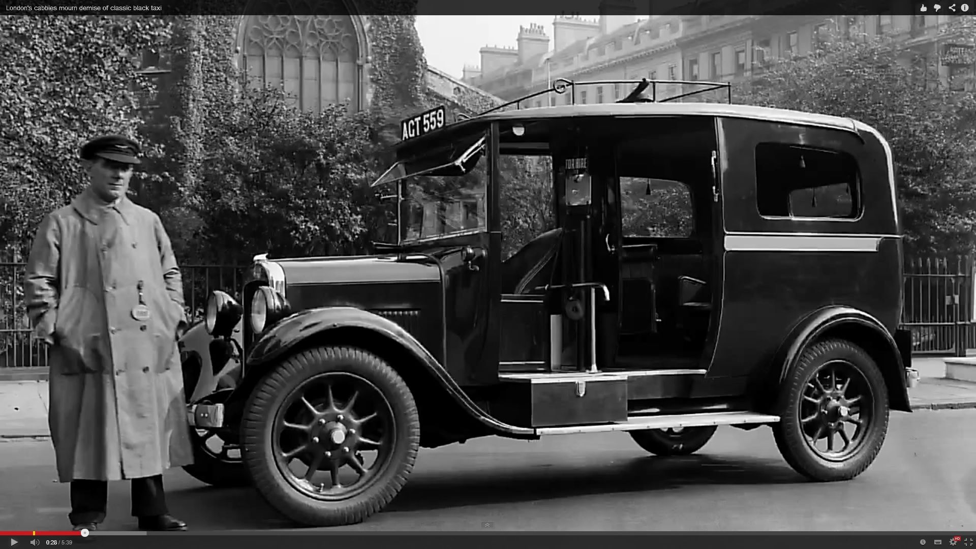 Checker Cab London >> Austin London Taxi with Cape body - c1933 | London cab, London taxi cab, London taxi