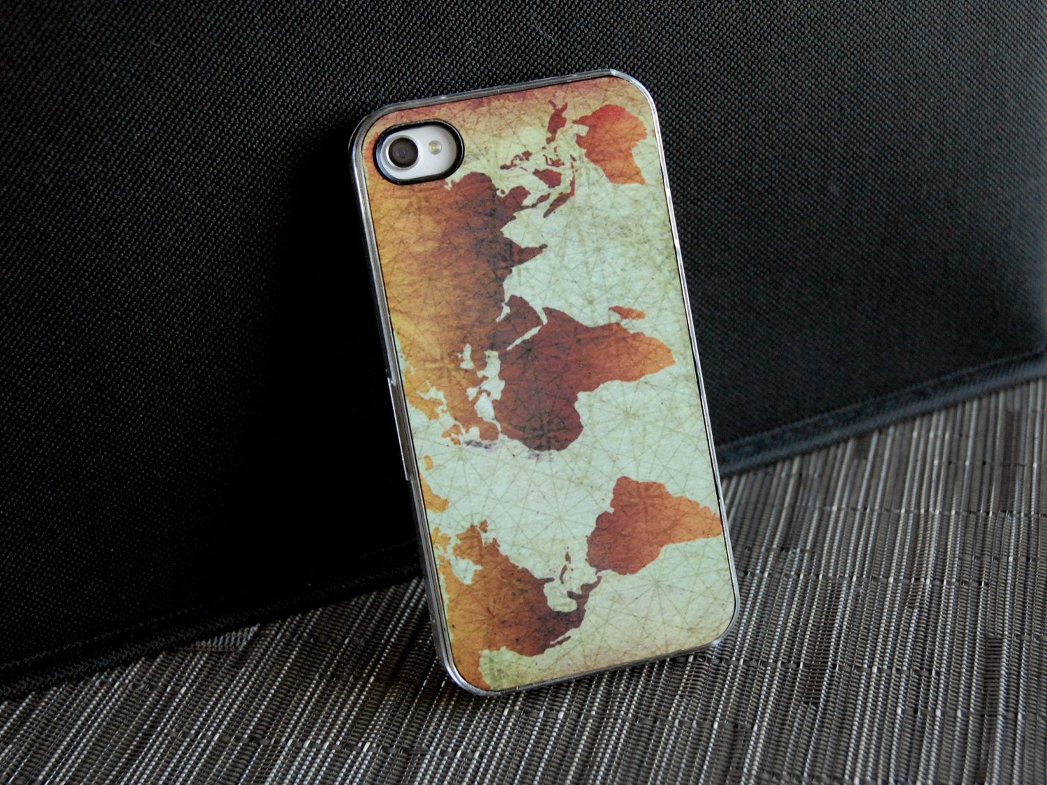 Classic world map custom 4 or 4s iphone case unique iphone cases classic world map custom 4 or 4s iphone case unique iphone cases gift globe cyber monday gifts for him stocking stuffers 2000 via etsy gumiabroncs Images