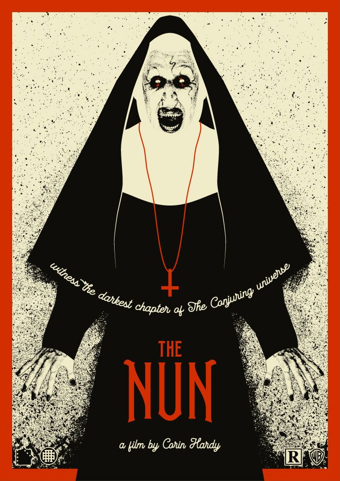 The Nun by monsieurgordon в 2020 г.
