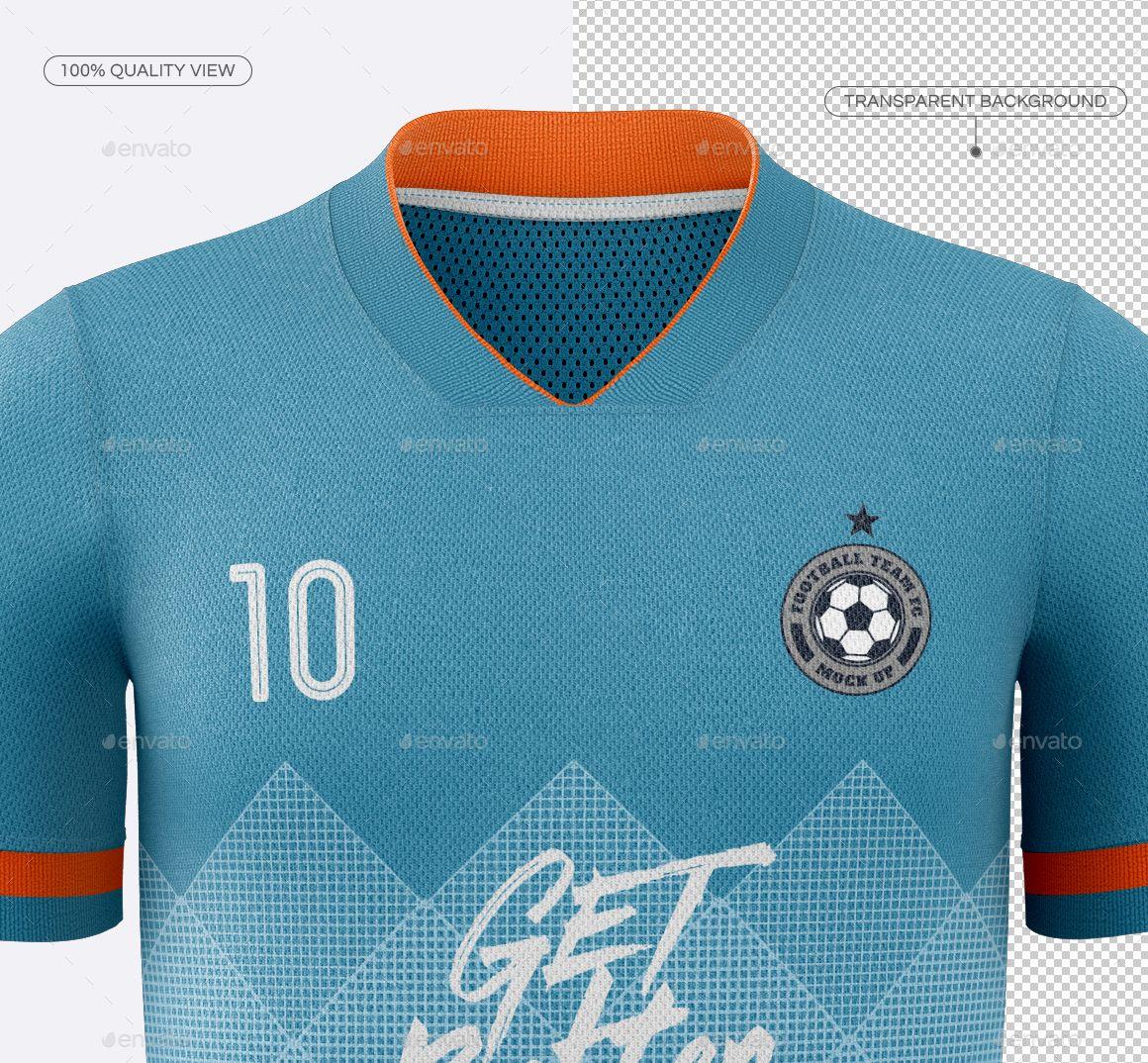 Download Men鈥檚 Soccer Jersey Mockup V1 Ad Soccer Affiliate Men Jersey Mockup Soccer Jersey Jersey Design Soccer