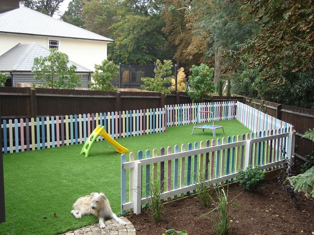 child friendly play area - Garden Ideas Play Area