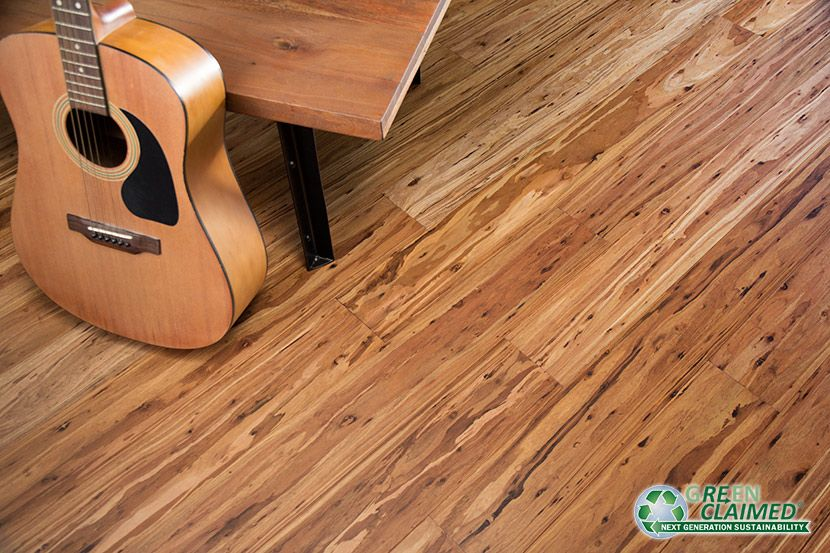 Walnut Flooring Alternative Mocha Fossilized Eucalyptus by