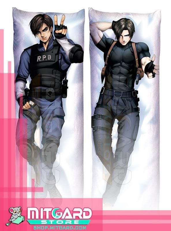 Body Pillow CASE Chris Redfield
