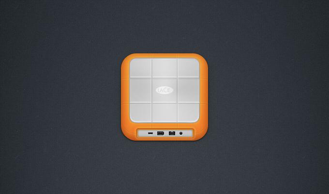 Ios Hard Drive Icon Hard Drive Icon Psd Freebies