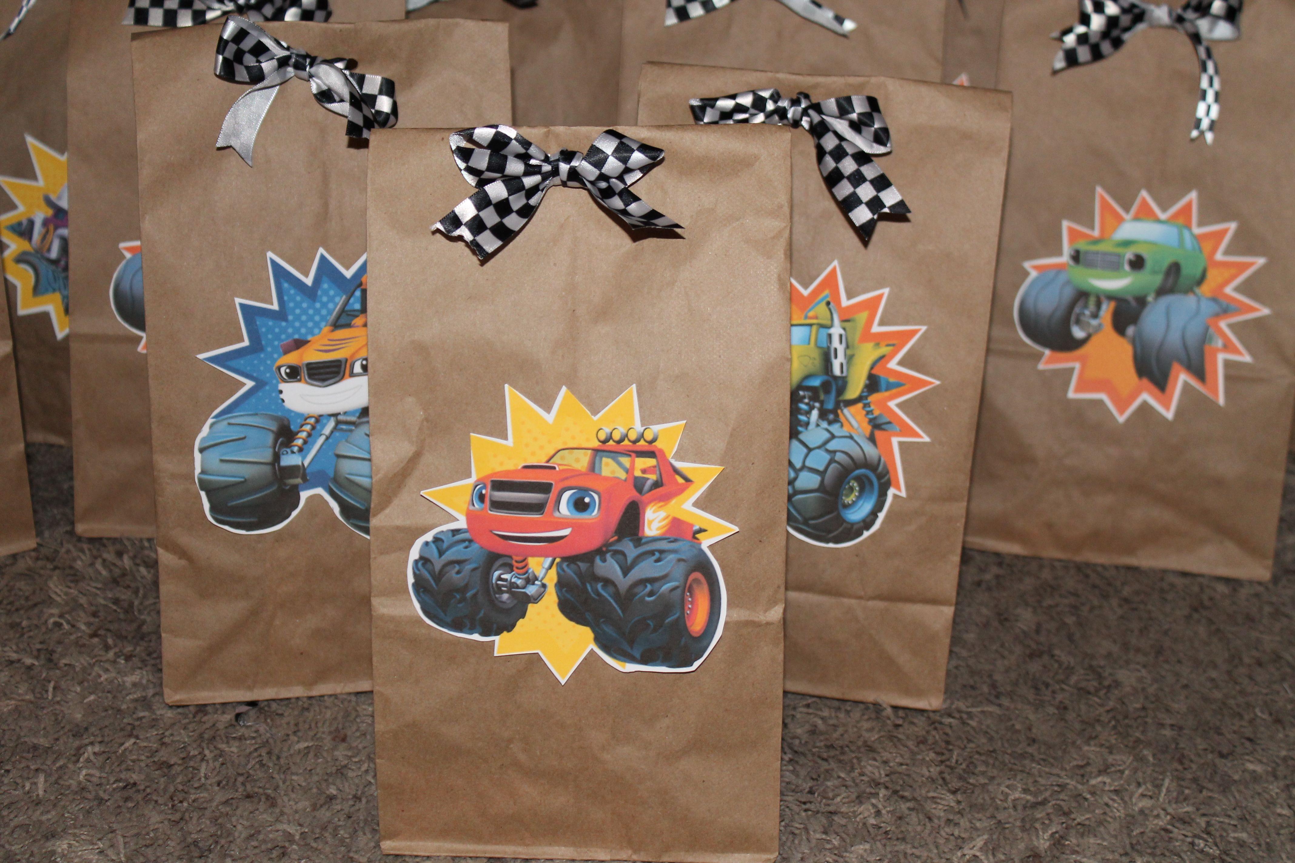 Free Printables Nickjr Com With Images Blaze Birthday Monster Trucks Birthday Party Blaze Birthday Party