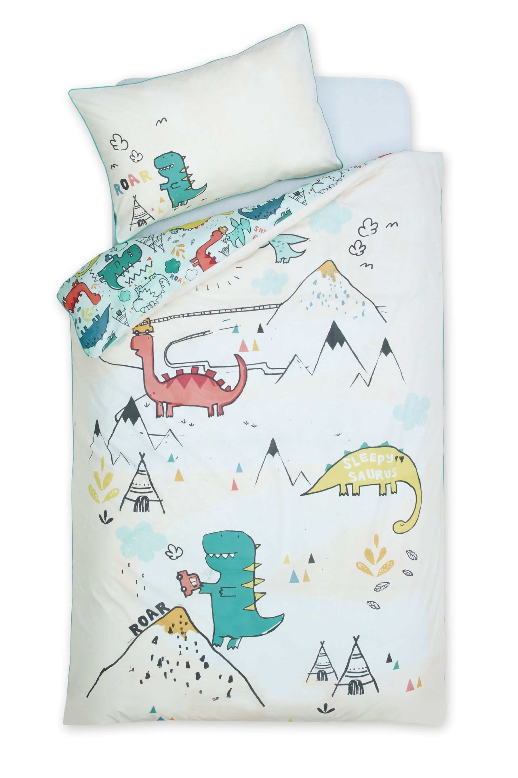 Buy Dylan The Dinosaur Bed Set From The Next UK Online Shop