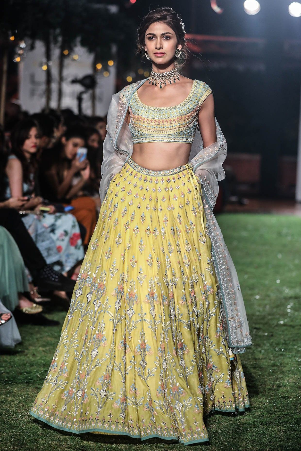 740249b65f Pinterest • @KrutiChevli | Lehengas | Indian designer wear, Indian ...