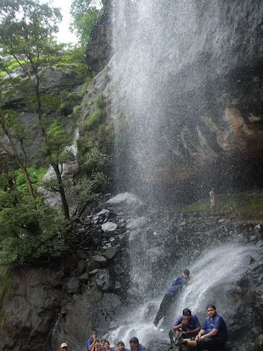 Monsoon Adventure Series -WATERFALL RAPPELLING !!!