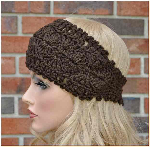 Free Crochet Patterns For Ear Warmers With Flowers