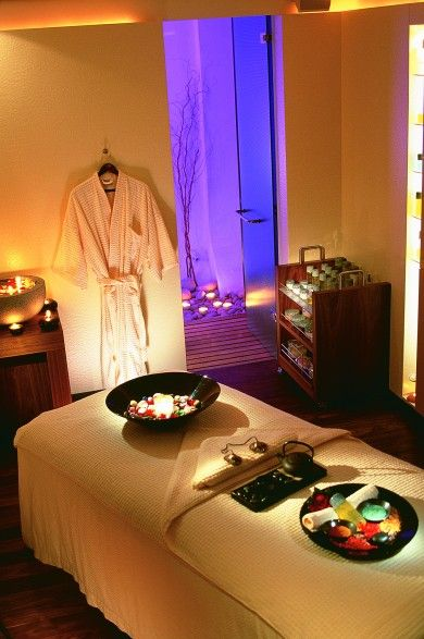 The Spa at the Mandarin Oriental in #London #UK