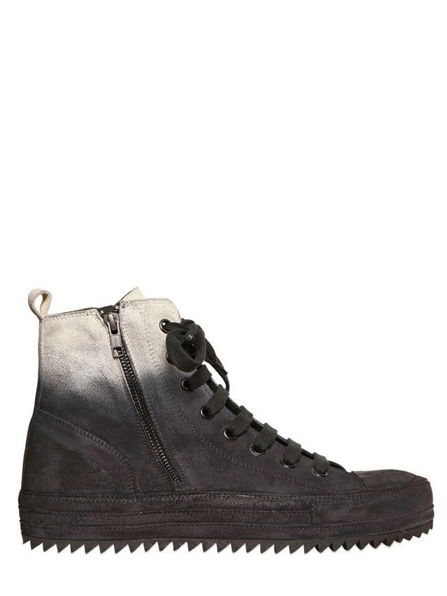 ANN DEMEULEMEESTER. ANN DEMEULEMEESTER Retro Sneakers ... f17cbea5177