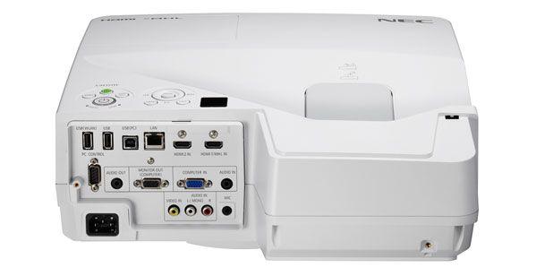 NEC Display Solutions aposta em projetores de ultra curta distância