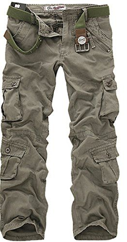 ce0d0650d96b New Combat Men s Cotton Military Camouflage Cargo Pants Army Camo Trousers  Qiyun http