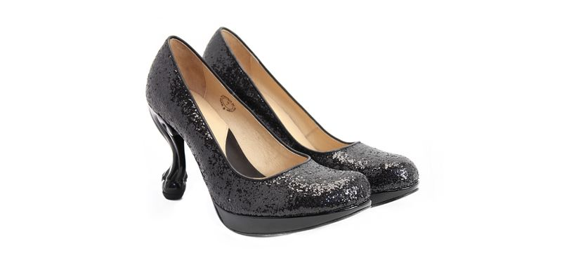 Fluevog Fall Preview: Queen Transcendent Escarpin (I. NEED. THESE. in my life. Need. Just...need.)