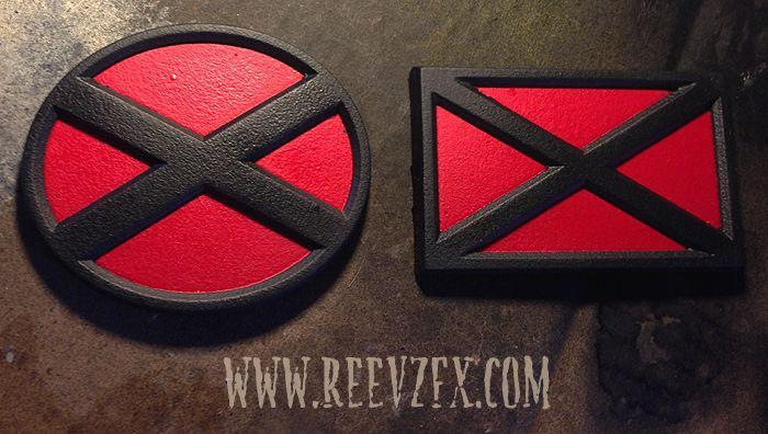 X Men Belt Buckles Costumes Sculpture Pinterest