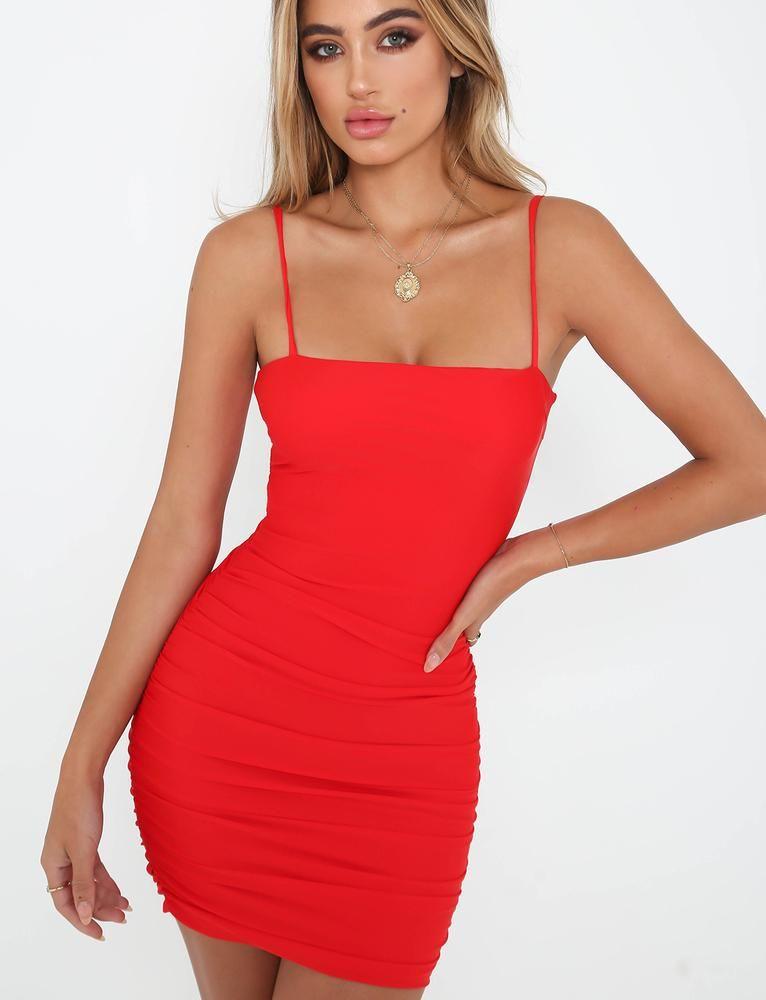 94772c1f Sunrise Dress | Clutches & dresses | Dresses, Bodycon dress, Red ...