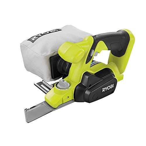 Cordless Hand Planer from Ryobi is a perfect choice for door window installers carpenters deck installers and remodelers.  sc 1 st  Pinterest & Ryobi P610G 18-Volt One+ 1-1/2 in. Hand Planer Green (Too... https ...