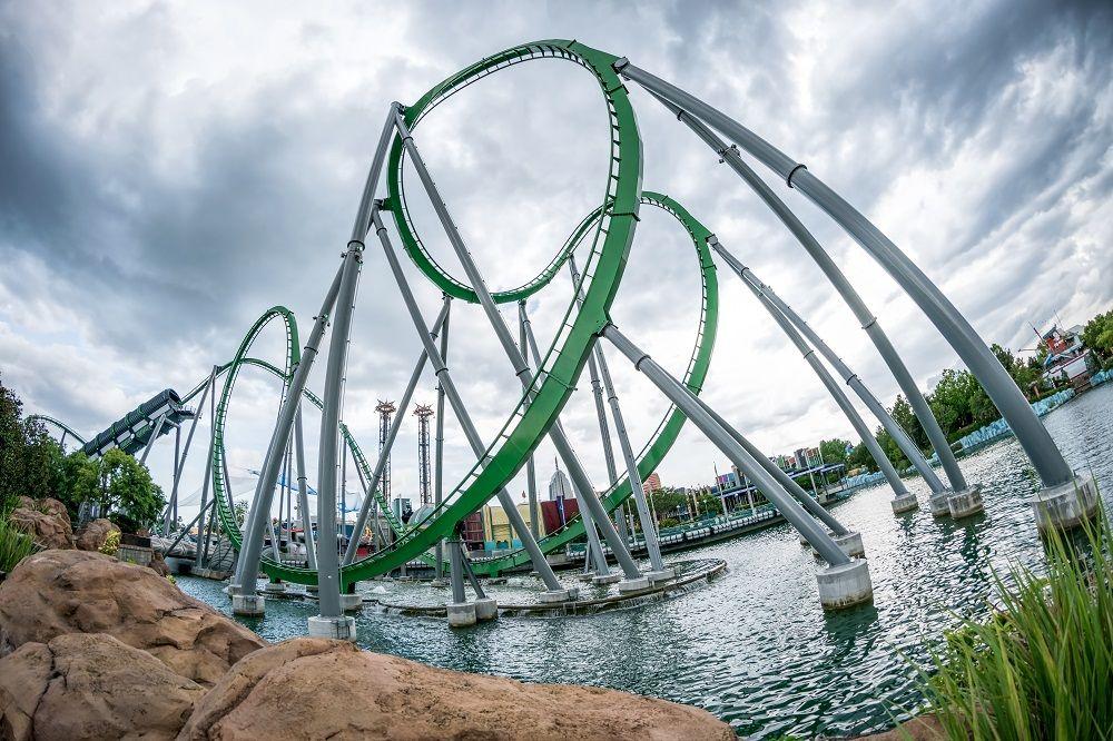 Orlando roller coasters