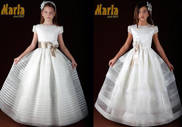 Vestidos comunion feldy 2019