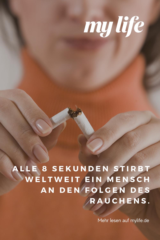 Rauchen aufhören: Phasen im Überblick | Volksversand Versandapotheke