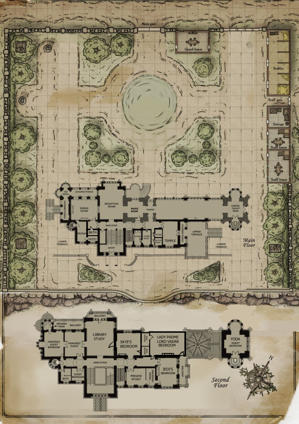 My Noble House Dungeons And Dragons Pinterest Dungeons And
