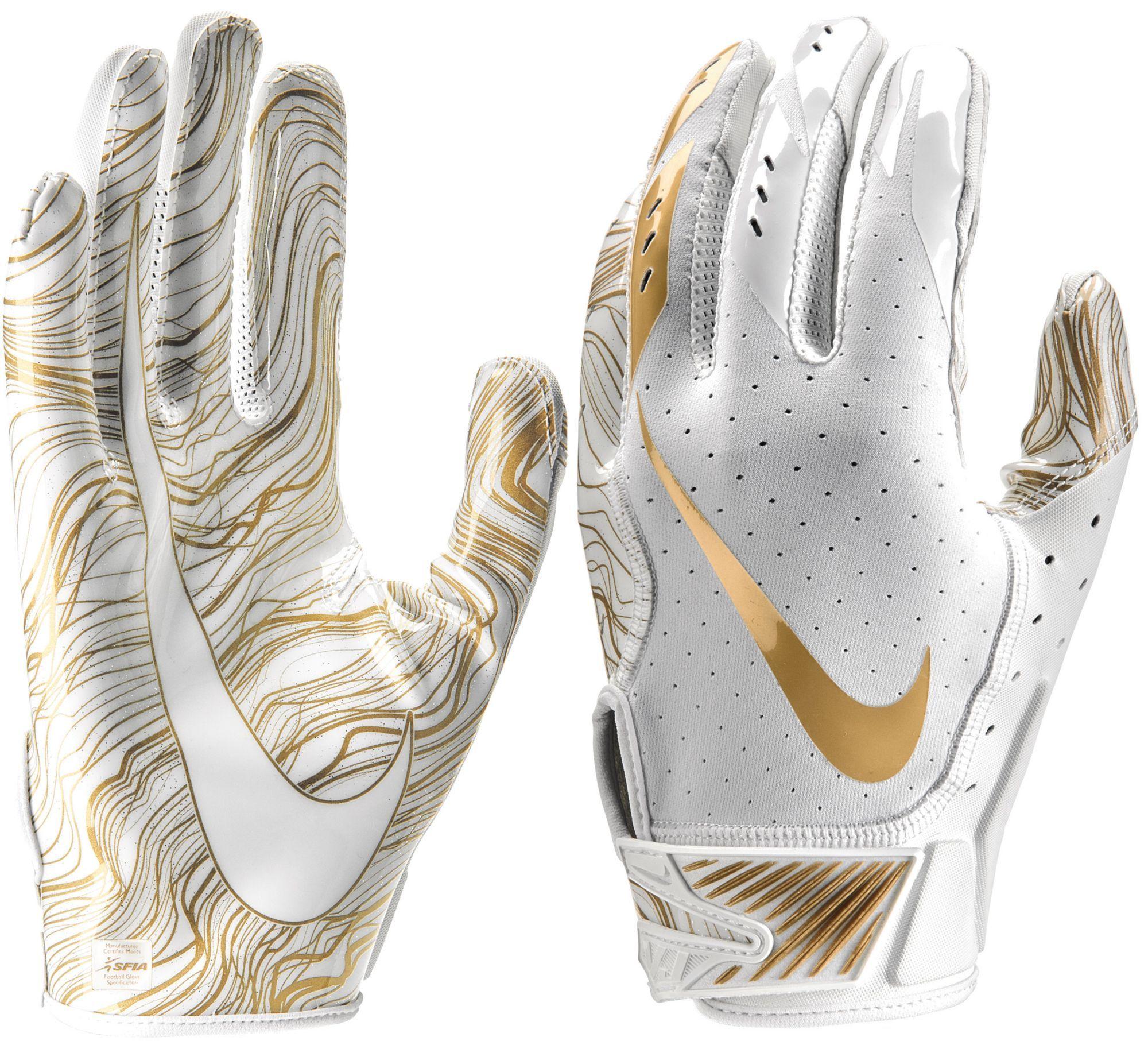 Nike adult vapor jet 50 receiver gloves in 2020
